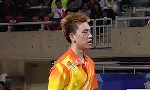 高欢VS周泽奇 2015中国羽超联赛 男单资格赛明仕亚洲官网