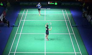 成池铉VS奥原希望 2015德国公开赛 女单半决赛视频