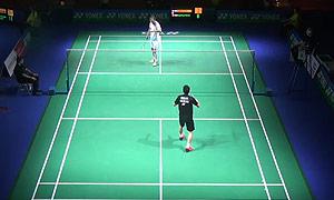 约根森VS黄永棋 2015德国公开赛 男单半决赛视频