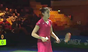 成池铉VS马琳 2015德国公开赛 女单决赛视频