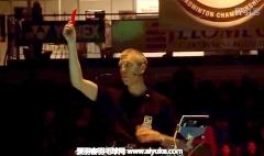 德国赛决赛 马琳多次吃牌 网友质疑球品