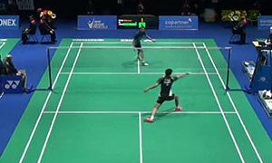 帕瓦尔VS刘国伦 2015瑞士公开赛 男单1/16决赛明仕亚洲官网
