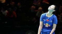 李雪芮回忆全英赛 脚伤恢复七八成尚未痊愈