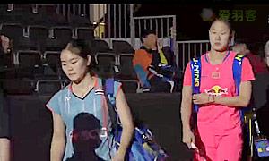 孙瑜VS布桑兰 2015瑞士公开赛 女单决赛视频