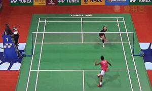 普拉诺VS约根森 2015印度公开赛 男单1/8决赛视频