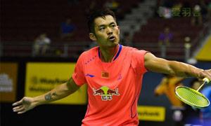 林丹VS约根森 2015马来公开赛 男单半决赛视频
