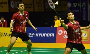 阿山/塞蒂亚万VS鲍伊/摩根森 2015马来公开赛 男双半决赛视频