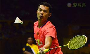 谌龙VS林丹 2015马来公开赛 男单决赛视频