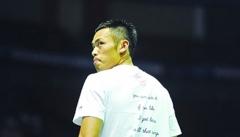 魔咒继续!林丹20次征战东南亚顶级赛均未夺冠