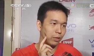 印尼队3:1击败中华台北 晋级苏迪曼杯半决赛