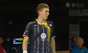 阿萨尔森VS波萨那 2015澳洲公开赛 男单1/4决赛视频