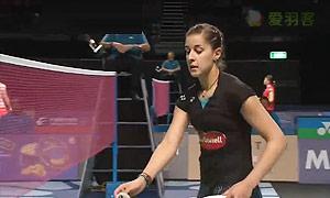 马琳VS成池铉 2015澳洲公开赛 女单半决赛视频
