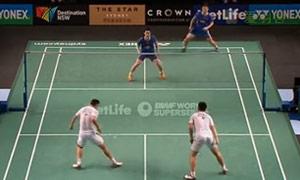 【先锋乒羽】2015年澳大利亚羽毛球公开赛 十佳球