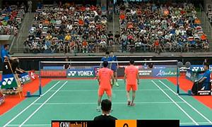 李俊慧/刘雨辰VS黄凯祥/王斯杰 2015加拿大公开赛 男双决赛视频