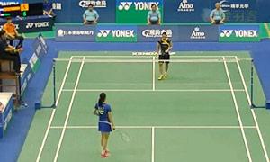 李雪芮VS戴资颖 2015台北公开赛 女单半决赛视频