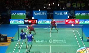 【技术分析】2015全英赛半决赛 早川贤一/远藤大由VS鲍伊/摩根森