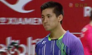 普拉诺VS艾利克斯 2015羽毛球世锦赛 男单资格赛视频