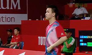 祖尔法里VS埃文斯 2015羽毛球世锦赛 男单1/16决赛视频