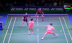 金基正/申升瓒VS徐晨/马晋 2015日本公开赛 混双1/4决赛视频