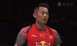 林丹VS安赛龙 2015日本公开赛 男单决赛视频