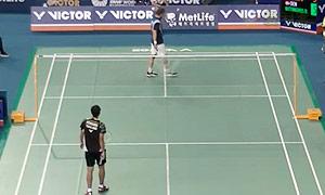 波萨那VS维汀哈斯 2015日本公开赛 男单1/16决赛视频