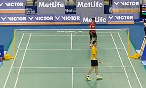 苏吉亚托VS朱尔吉菲力 2015韩国公开赛 男单1/16决赛视频