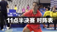 正在直播(最新战报):韩国赛半决赛直播地址与场次