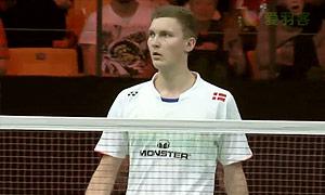 阿萨尔森VS欧斯夫 2015丹麦公开赛 男单1/16决赛明仕亚洲官网