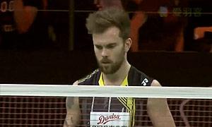 约根森VS狄奥尼修斯 2015丹麦公开赛 男单1/8决赛视频