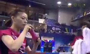 高成炫/金荷娜VS乔丹/苏珊托 2015法国公开赛 混双决赛视频