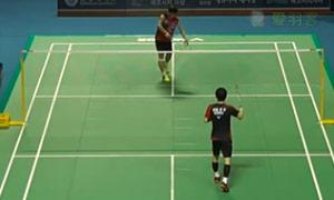 李东根VS孙完虎 2015韩国黄金赛 男单半决赛明仕亚洲官网