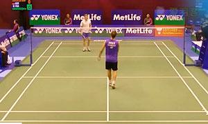 茨维布勒VS利弗德斯 2015香港公开赛 男单1/16决赛视频