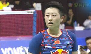 【精彩瞬间】香港赛女双半决赛