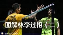【高人高招】细看林李高手对决(二)
