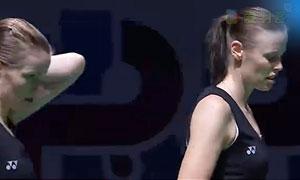 尼蒂娅/波莉VS佩蒂森/尤尔 2015世界羽联总决赛 女双小组赛视频