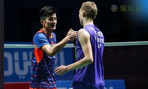安赛龙VS谌龙 2015世界羽联总决赛 男单半决赛视频