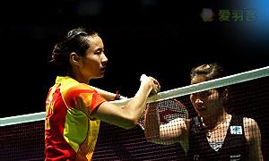 王仪涵VS因达农 2015世界羽联总决赛 女单半决赛视频