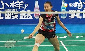 王仪涵VS朱聪琳 2016中国羽超联赛 女单小组赛 第5轮视频