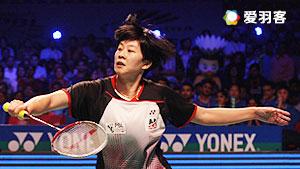 印超决赛集锦:韩利钻石组合助力夺冠