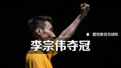 """大马大师赛:李宗伟夺冠,""""于唐""""败北"""
