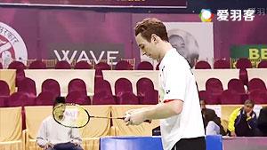 吴蔚昇/陈蔚强VS鲍伊/摩根森 2016印度羽毛球黄金赛 男双半决赛视频