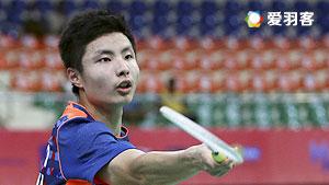 普拉诺VS石宇奇 2016亚洲团体锦标赛 男单小组赛视频