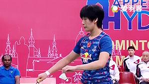骆羽/唐渊渟VS福万尚子/与犹胡桃 2016亚洲团体锦标赛 女双决赛视频