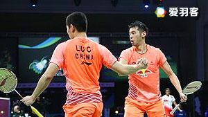 刘成/鲁恺VS布里格斯/沃尔芬登 2016德国公开赛 男双1/16决赛视频