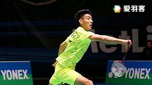 薛松VS安赛龙 2016全英公开赛 男单1/4决赛明仕亚洲官网