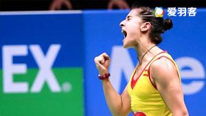 马琳VS因达农 2016全英公开赛 女单1/4决赛视频
