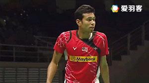 庞吉斯图VS伊斯干达 2016瑞士公开赛 男单1/16决赛明仕亚洲官网