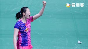 李雪芮VS内维尔 2016印度公开赛 女单半决赛视频