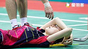 鲁恺/黄雅琼VS高成炫/金荷娜 2016印度公开赛 混双半决赛视频