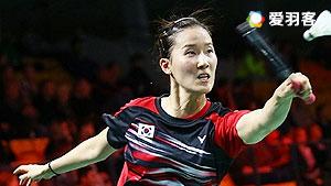 张艺娜/李绍希VS普缇塔/沙西丽 2016马来公开赛 女双1/16决赛视频